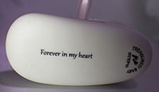 Inscription Forever In My Heart